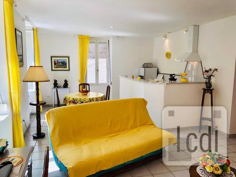 Vente appartement Vals-les-bains 107000€ - Photo 1
