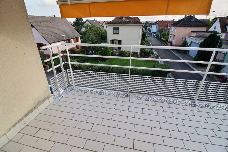 Sale apartment Lingolsheim 263940€ - Picture 2
