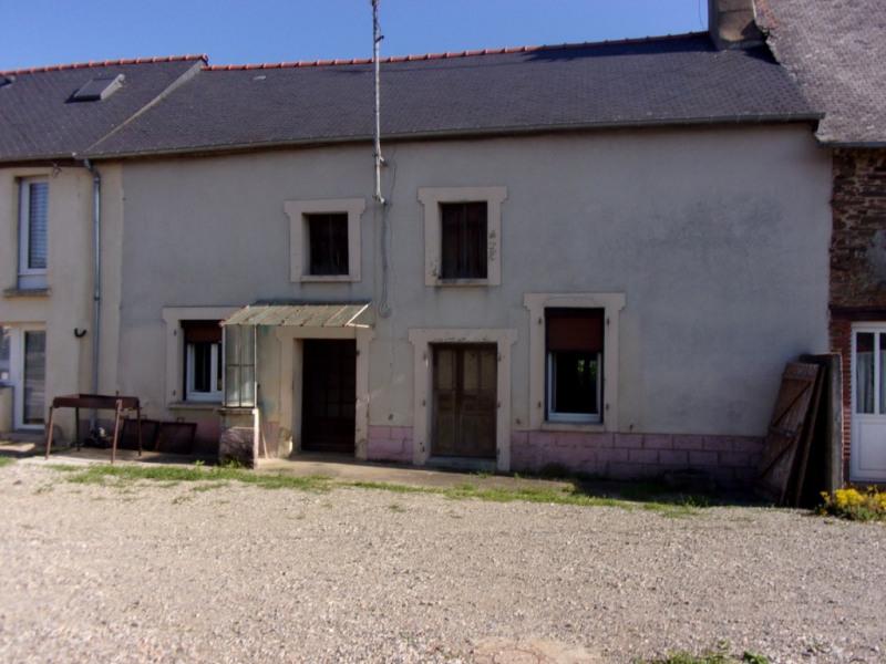 Sale house / villa Montreuil sur ille 44000€ - Picture 1