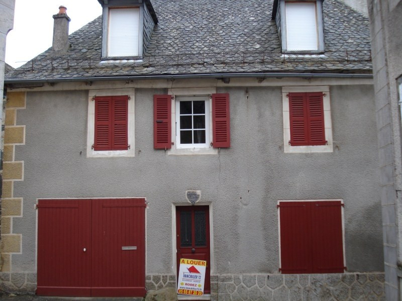 Location maison / villa St chely d aubrac 550€ CC - Photo 1