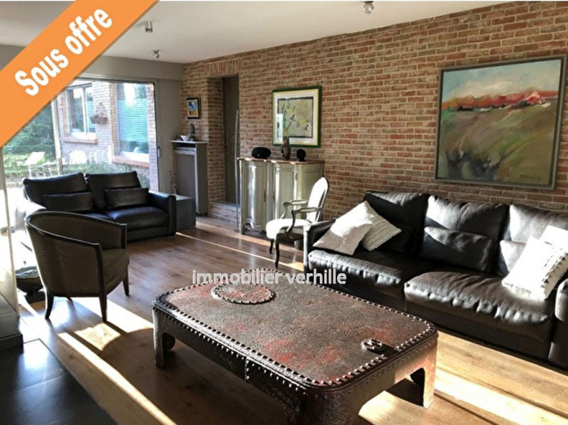 Deluxe sale house / villa Fleurbaix 595000€ - Picture 1