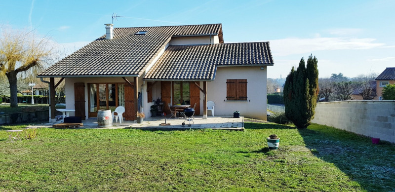 Deluxe sale house / villa St cyr au mont d'or 670 000€ - Picture 1