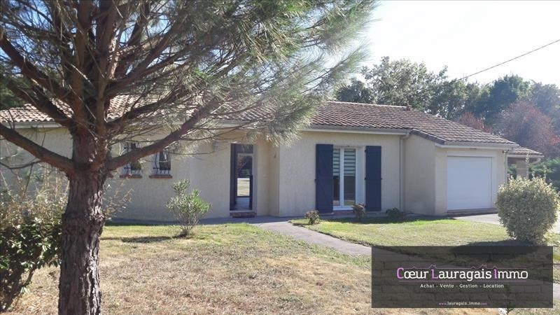 Sale house / villa Caraman 319000€ - Picture 1