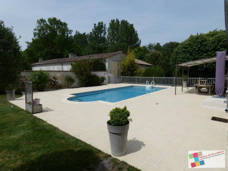 Deluxe sale house / villa Sud cognac 640500€ - Picture 13