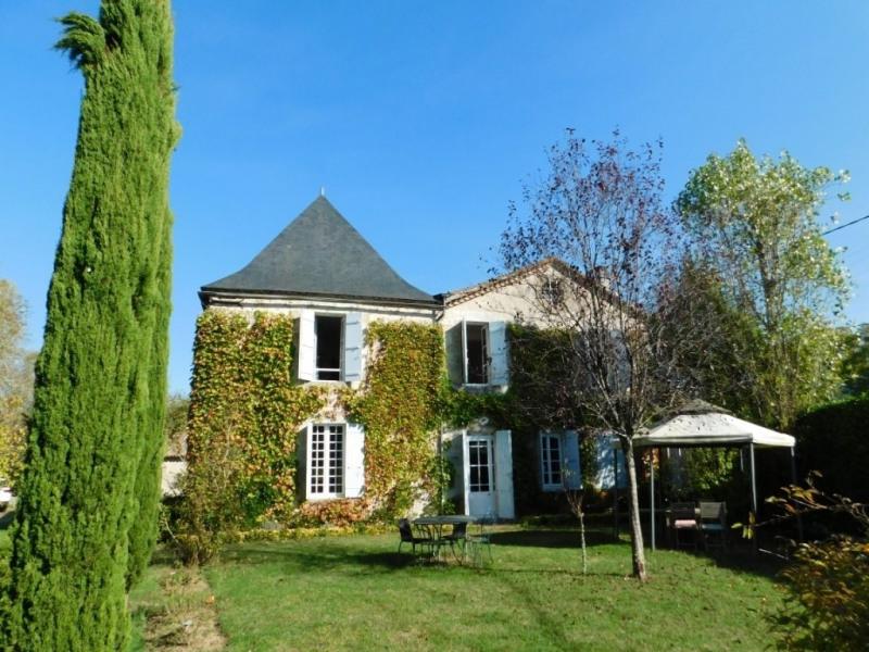Vente maison / villa Saint avit saint nazaire 370000€ - Photo 1