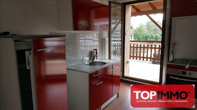 Verkauf mietshaus Raon l etape 69900€ - Fotografie 3