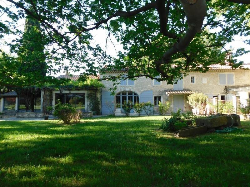 Deluxe sale house / villa St remy de provence 925600€ - Picture 2