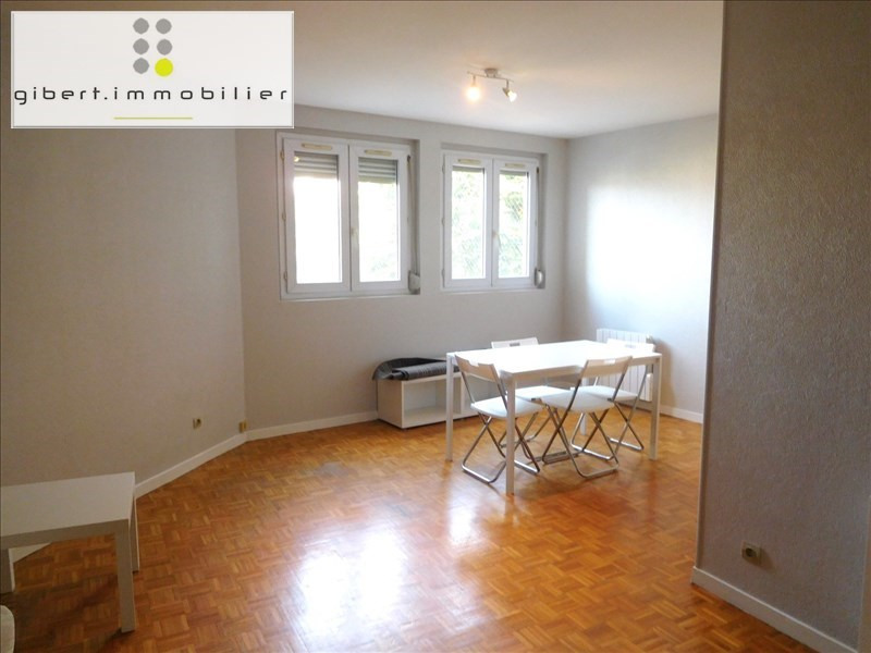Rental apartment Le puy en velay 305€ CC - Picture 1