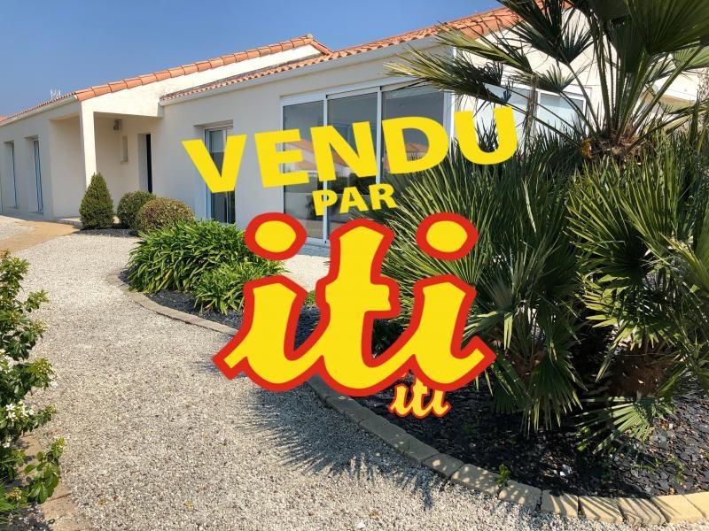 Vente de prestige maison / villa Les sables d'olonne 568500€ - Photo 1
