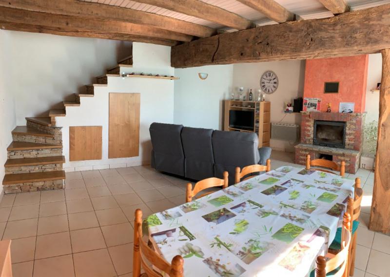 Sale house / villa Le fief sauvin 100900€ - Picture 2