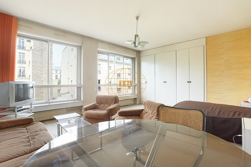 Vente de prestige appartement Paris 8ème 446 000€ - Photo 4
