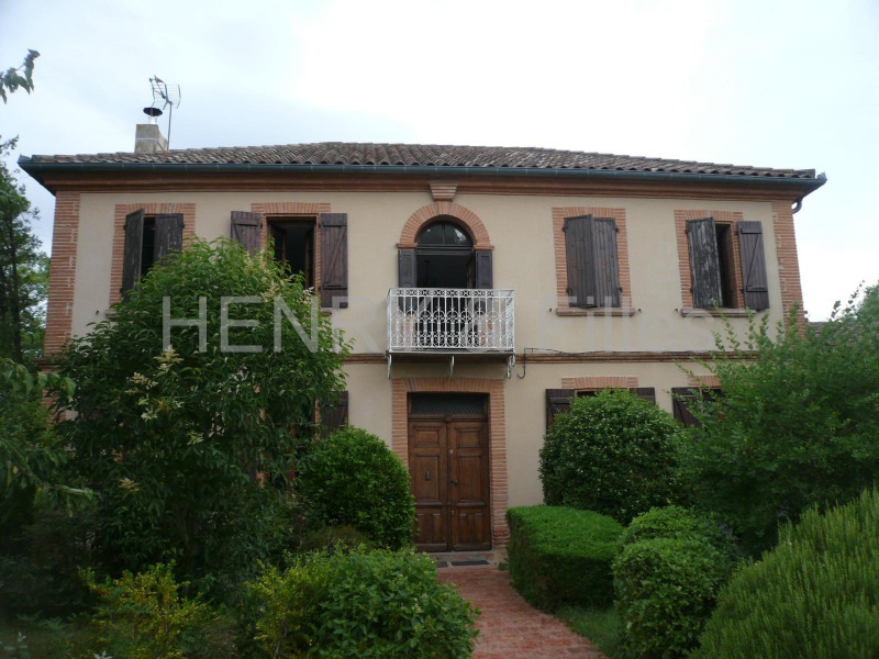 Sale house / villa Labastide-savès 295000€ - Picture 1