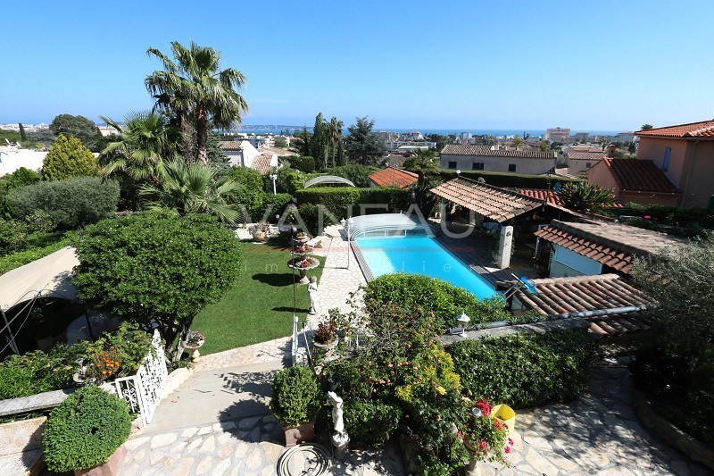 Vente de prestige maison / villa Golfe-juan 1102500€ - Photo 11