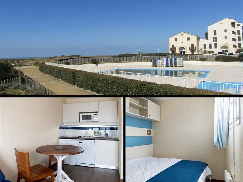 Location vacances appartement Lacanau ocean 271€ - Photo 1