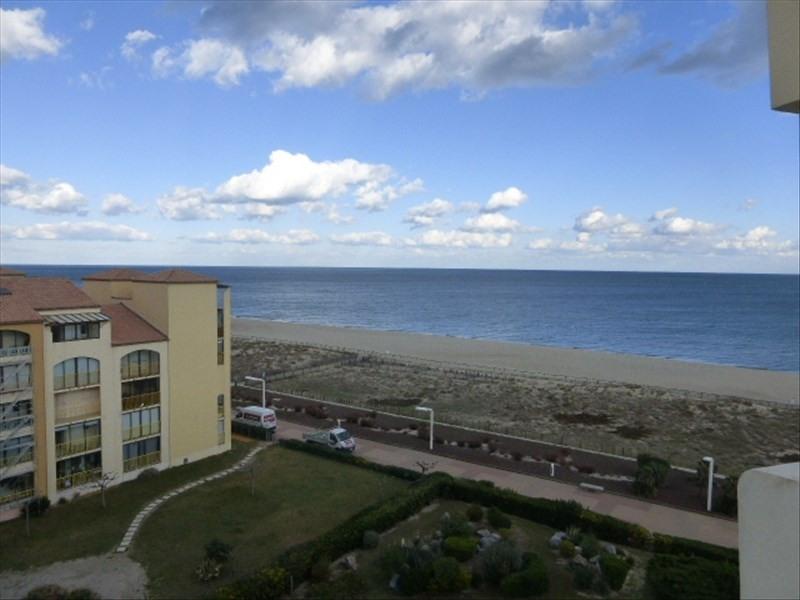 Venta  apartamento Le barcares 70000€ - Fotografía 2
