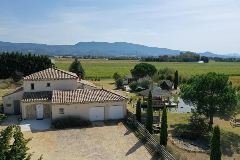 Deluxe sale house / villa Montvendre 625000€ - Picture 2