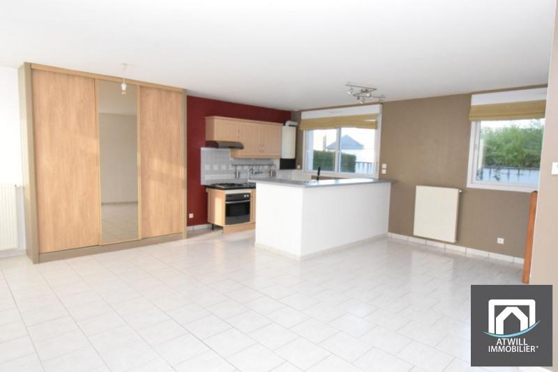 Sale apartment Blois 108000€ - Picture 2