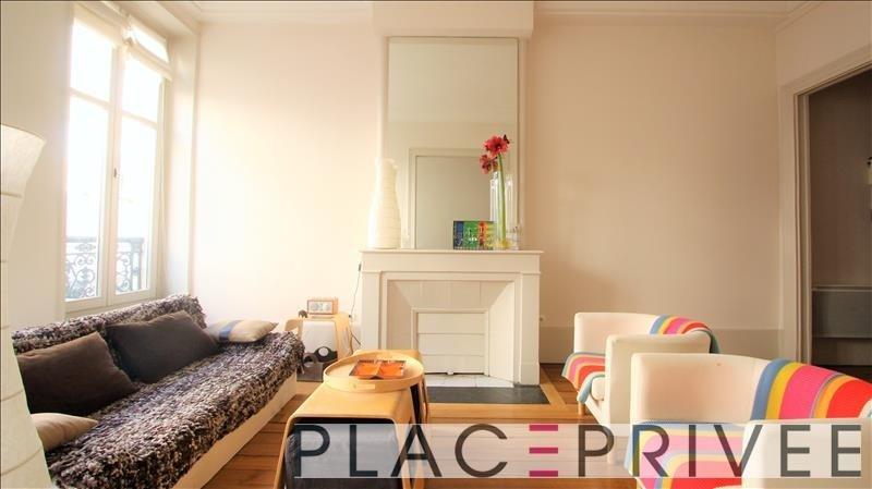 Sale apartment Nancy 250000€ - Picture 1