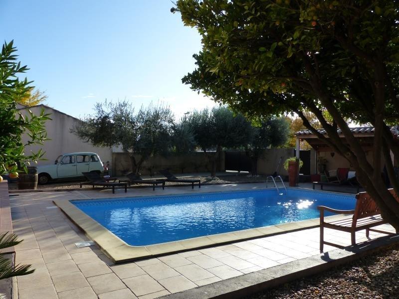 Vente maison / villa Boujan sur libron 335000€ - Photo 3