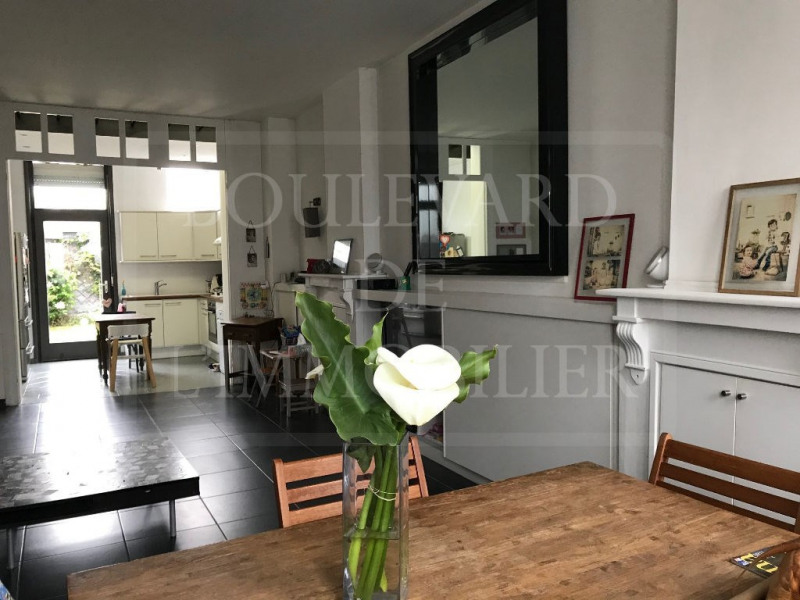 Sale house / villa Mouvaux 257000€ - Picture 2