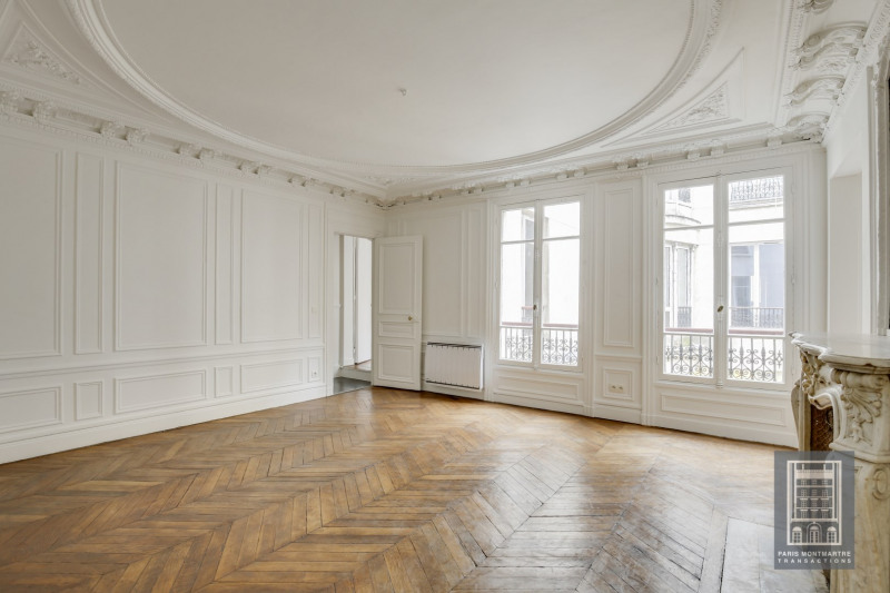 Deluxe sale apartment Paris 9ème 1 590 000€ - Picture 2