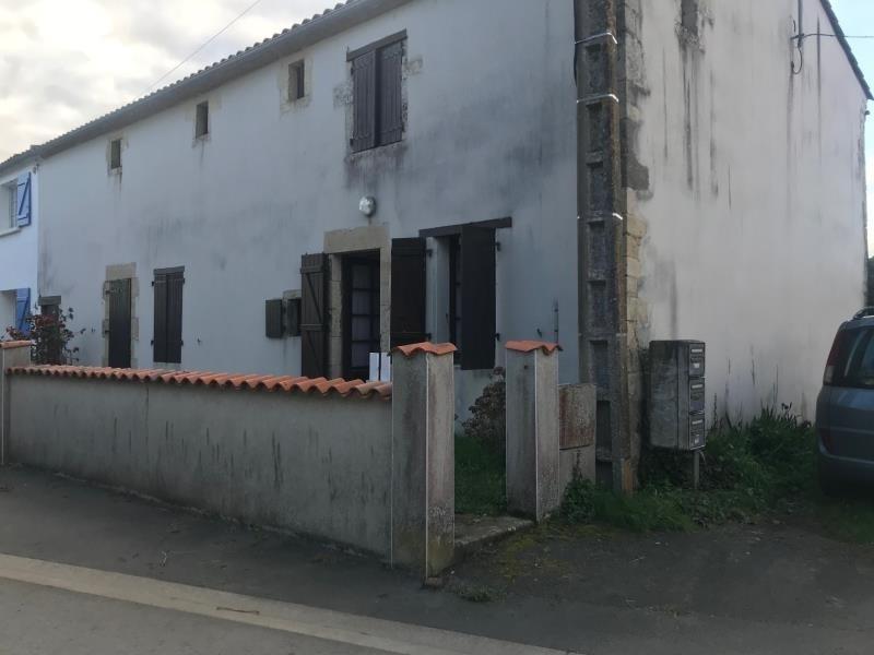 Sale house / villa St benoist sur mer 164400€ - Picture 1