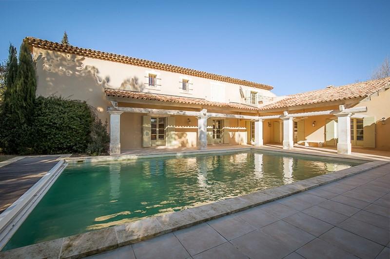 Deluxe sale house / villa Mallemort 1440000€ - Picture 2