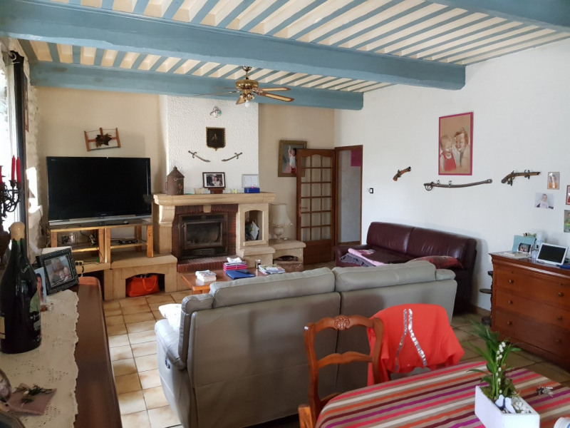 Verkoop  huis Saint-pierre-de-boeuf 364500€ - Foto 2