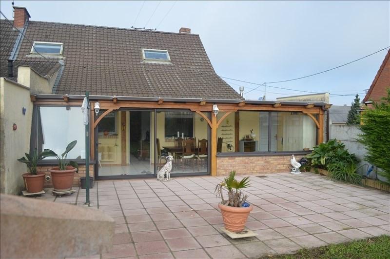 Vente maison / villa Bois bernard 168000€ - Photo 1