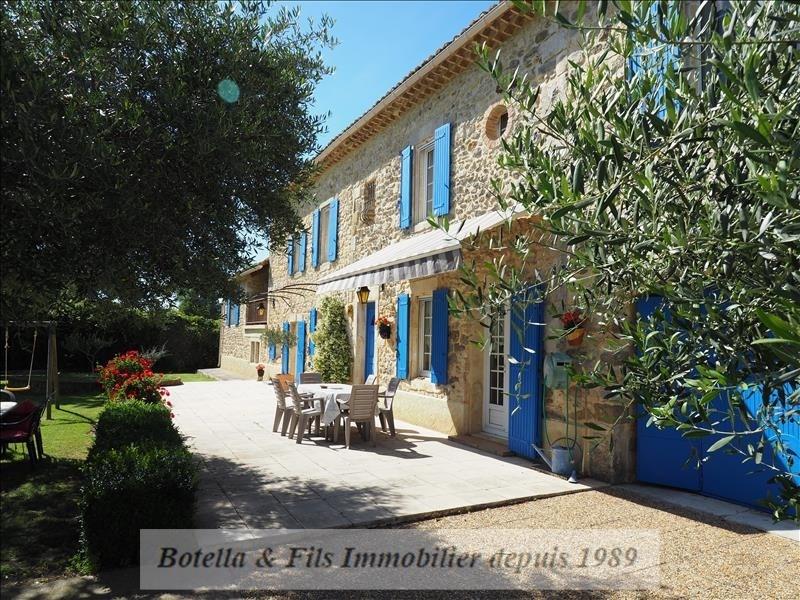 Immobile residenziali di prestigio casa Pont st esprit 558000€ - Fotografia 2