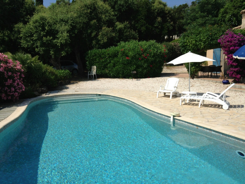 Vacation rental house / villa Les issambres 1500€ - Picture 4