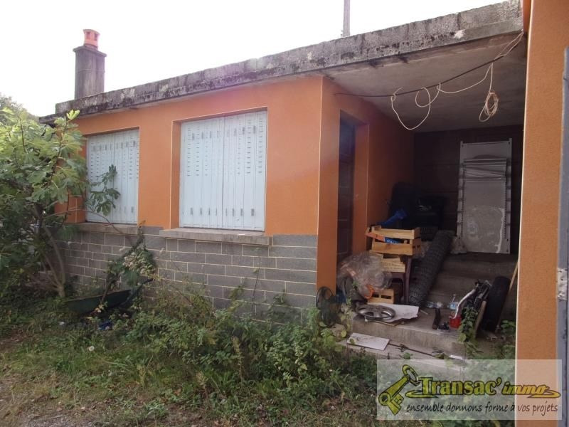Vente maison / villa Thiers (le moutier) 107 000€ - Photo 7