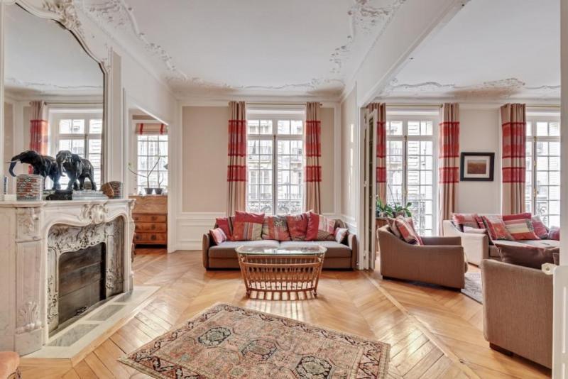 Vente de prestige appartement Paris 17ème 2750000€ - Photo 3