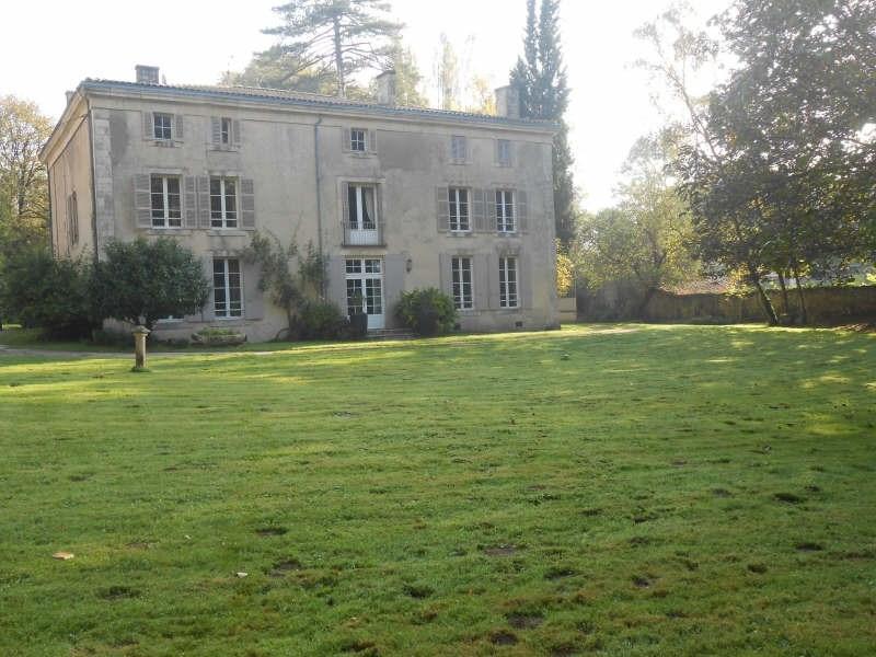 Vente de prestige maison / villa Niort 669000€ - Photo 1
