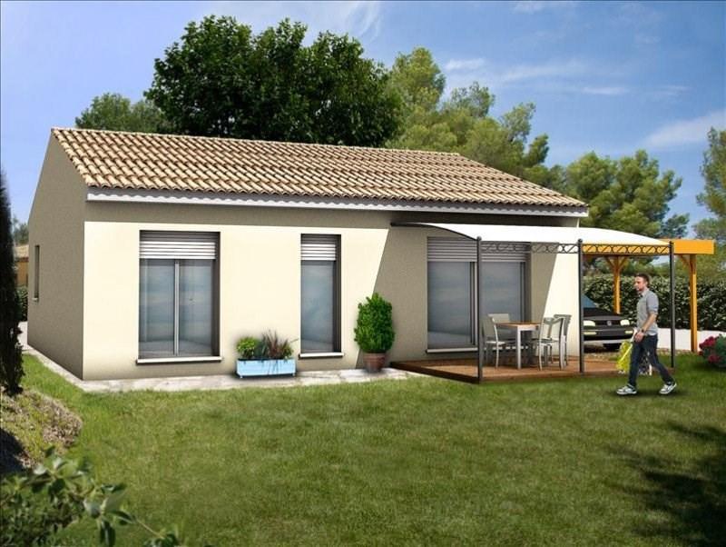 Sale house / villa Tresserre 163900€ - Picture 1
