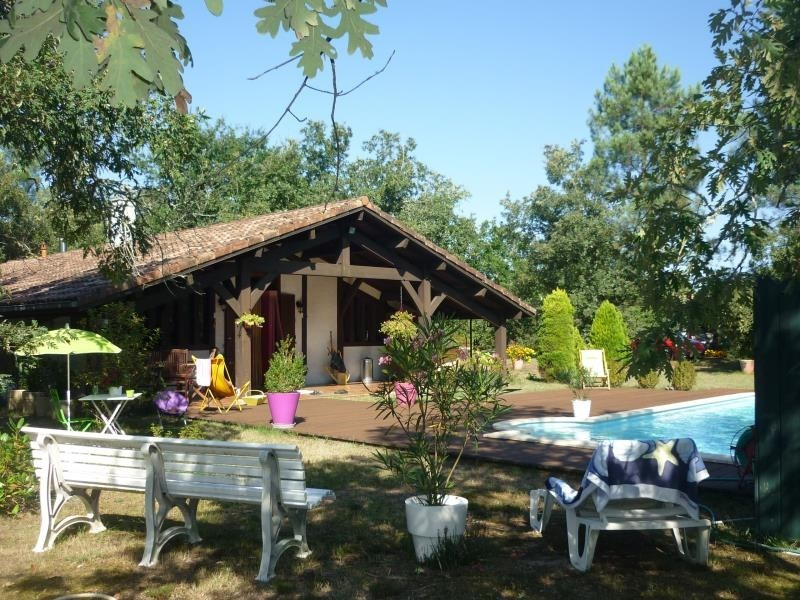 Life annuity house / villa Commensacq 292000€ - Picture 1