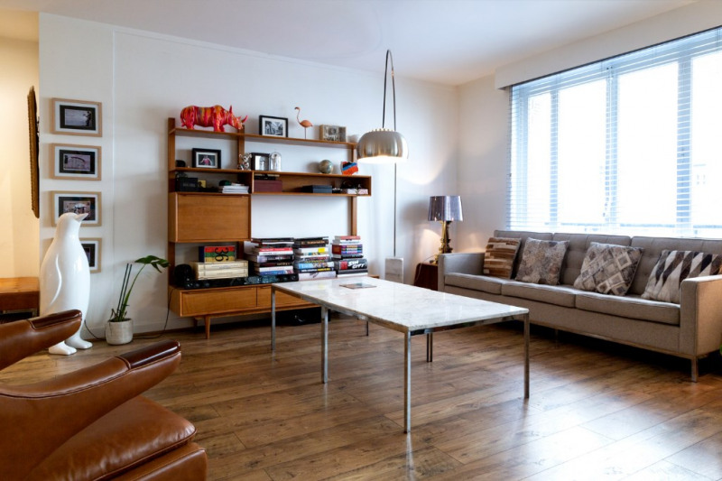Sale apartment Lyon 3ème 475000€ - Picture 4