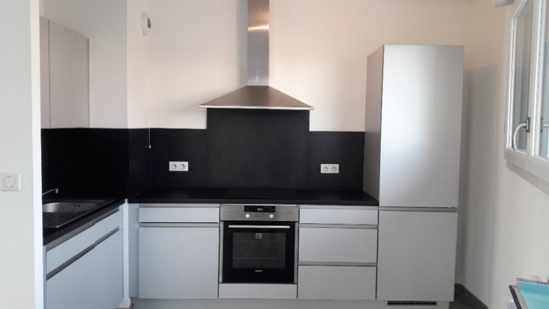 Rental apartment Cernay 615€ CC - Picture 1