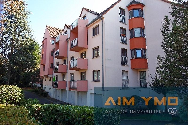 Vendita appartamento Colmar 223500€ - Fotografia 5