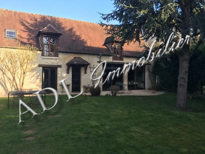 Vente maison / villa La chapelle en serval 499 000€ - Photo 1