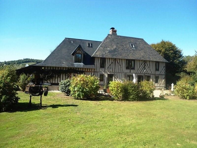 Vente maison / villa Coudray-rabut 430500€ - Photo 7