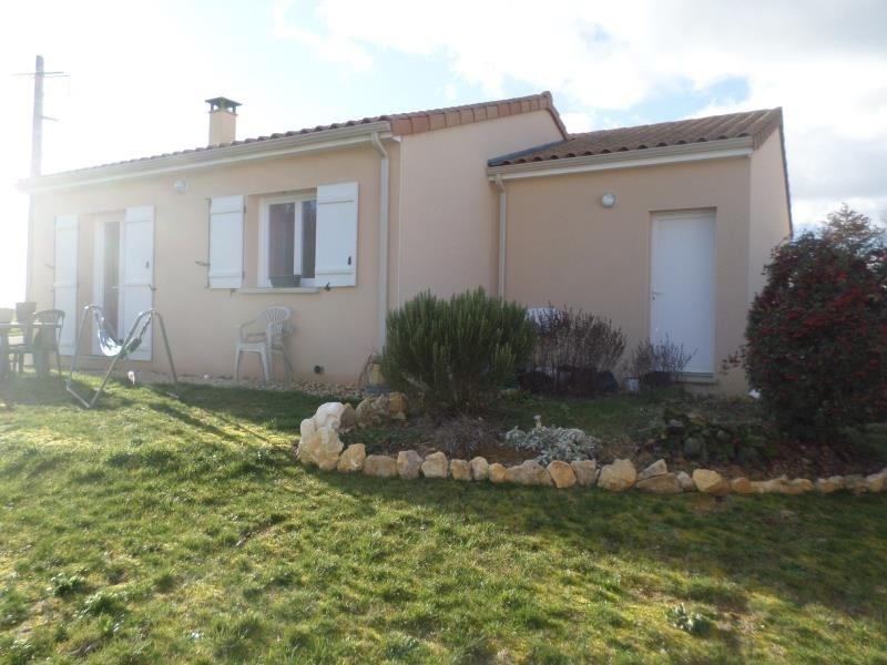 Vente maison / villa Lhommaize 111000€ - Photo 1