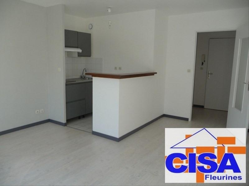 Rental apartment Pont ste maxence 450€ CC - Picture 2