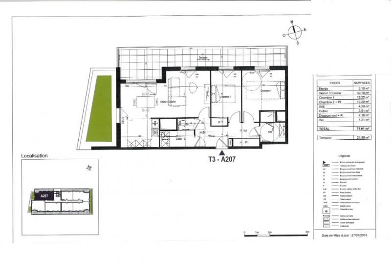 Vente appartement Olonne sur mer 263000€ - Photo 3
