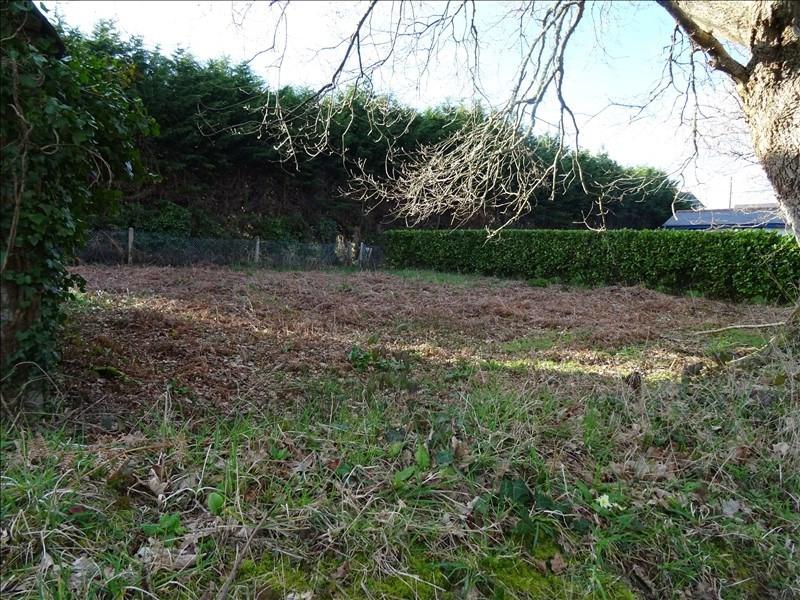 Vendita terreno Fouesnant 51000€ - Fotografia 1