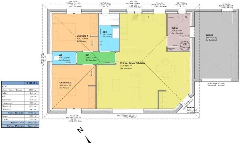 Sale house / villa Jurancon 222000€ - Picture 2