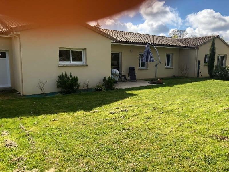 Produit d'investissement maison / villa Mignaloux beauvoir 349800€ - Photo 2