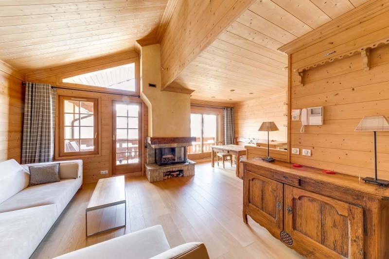Deluxe sale apartment Meribel 1 395 000€ - Picture 1