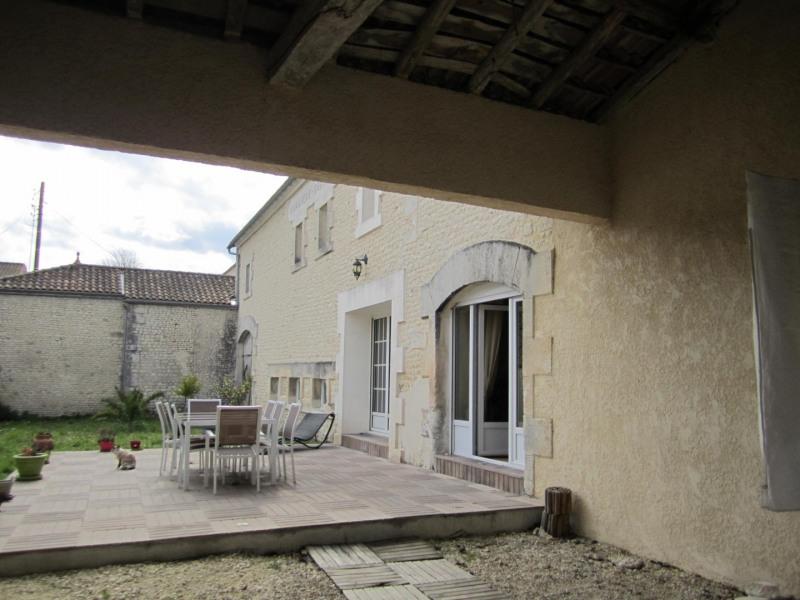 Vente maison / villa Barbezieux saint -hilaire 269100€ - Photo 3