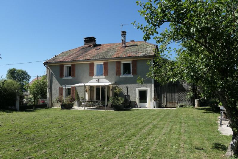 Vente maison / villa Saint-laurent-en-grandvaux 305000€ - Photo 1